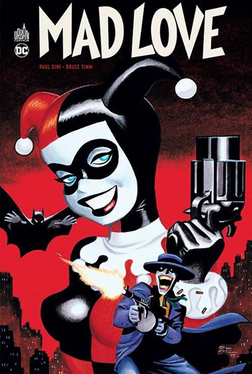 Batman ; mad love
