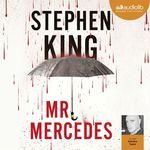 Vente AudioBook : Mr Mercedes  - Stephen King