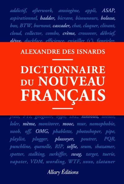 DICTIONNAIRE DU NOUVEAU FRANCAIS