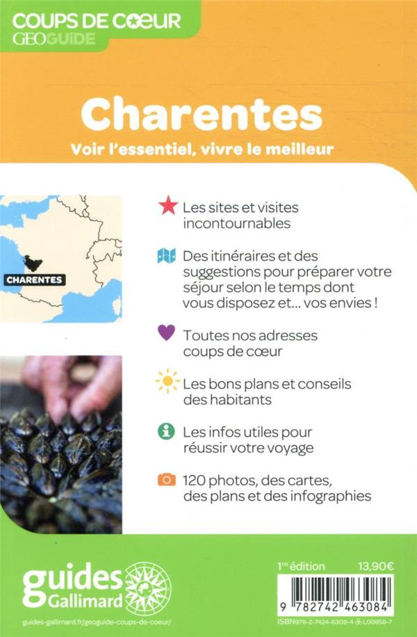 GEOguide ; Charentes