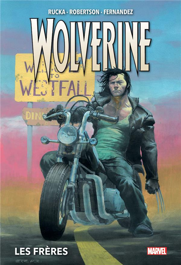 WOLVERINE T.1  -  LES FRERES RUCKA/ROBERTSON