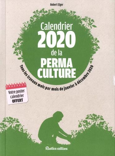 Calendrier de la permaculture (édition 2020)