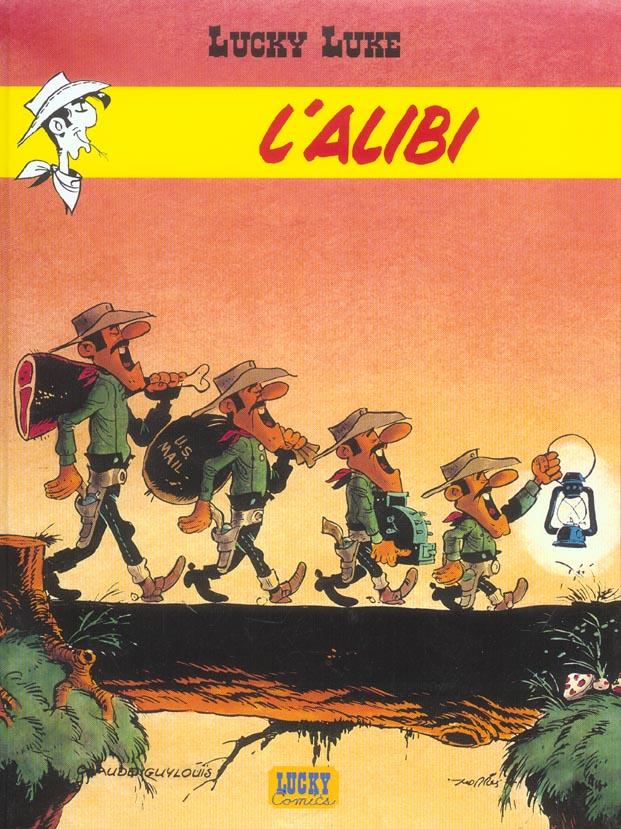 Lucky Luke T.58 ; L'Alibi