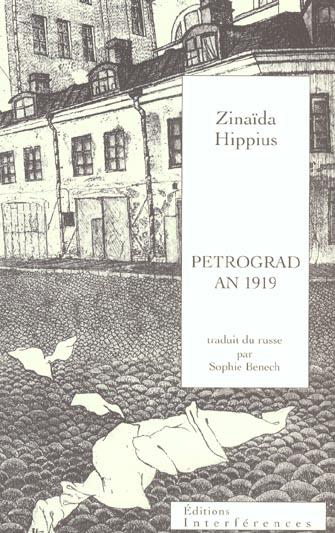 Petrograd an 1919