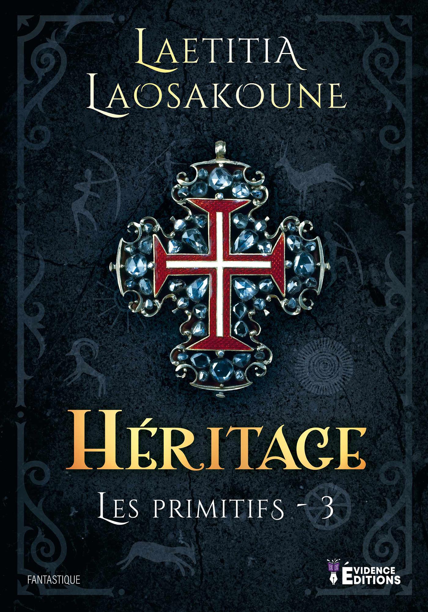 Les primitifs tome 3 - heritage