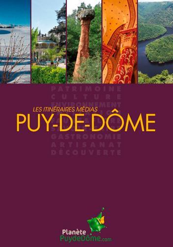 Itineraires Puy-de-Dôme