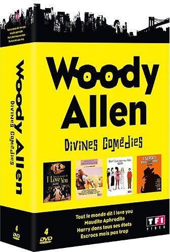 Woody Allen - Coffret - Divines comédies