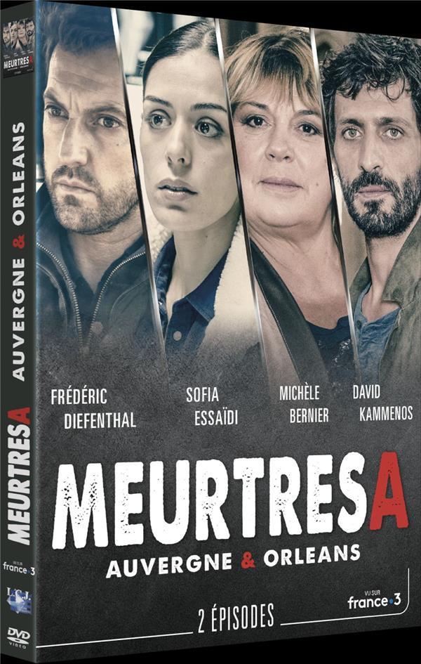 Meurtres à : Auvergne & Orléans