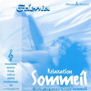edenia : relaxation sommeil