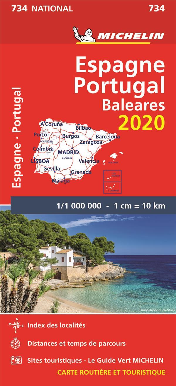 ESPAGNE, PORTUGAL 2020
