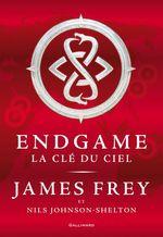Vente EBooks : Endgame (Tome 2) - La clé du ciel  - James Frey - Nils Johnson-Shelton
