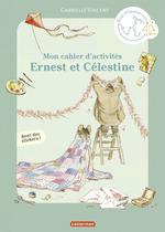 Vente EBooks : Mon cahier d'activités Ernest et Célestine  - Gabrielle Vincent