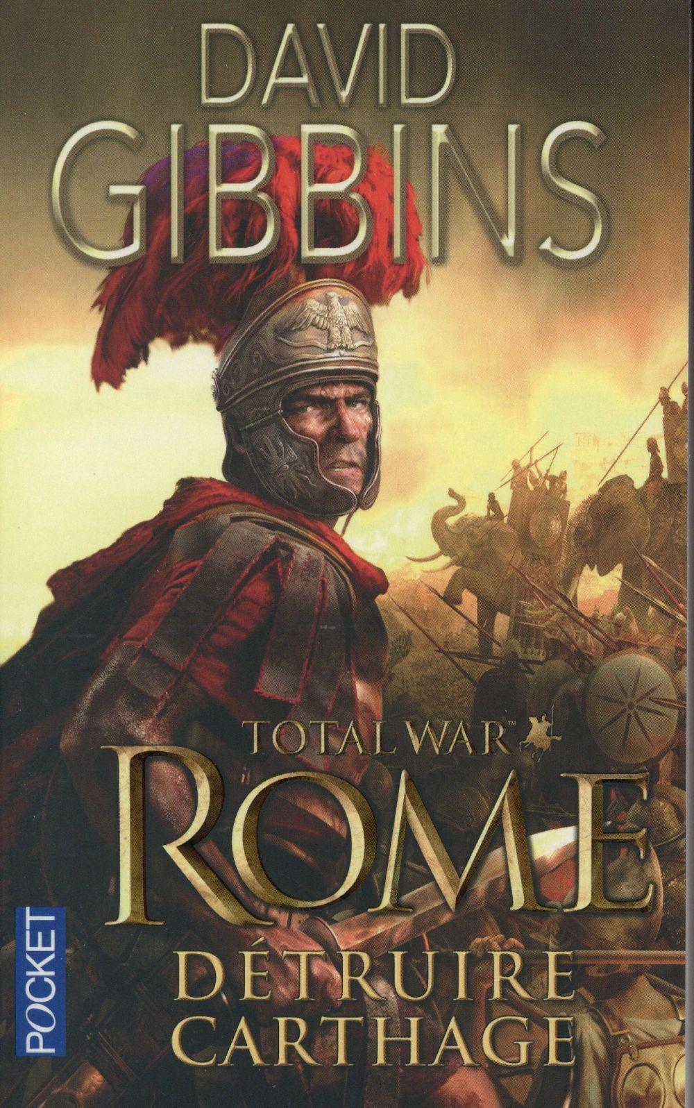 Total War Rome ; Detruire Carthage