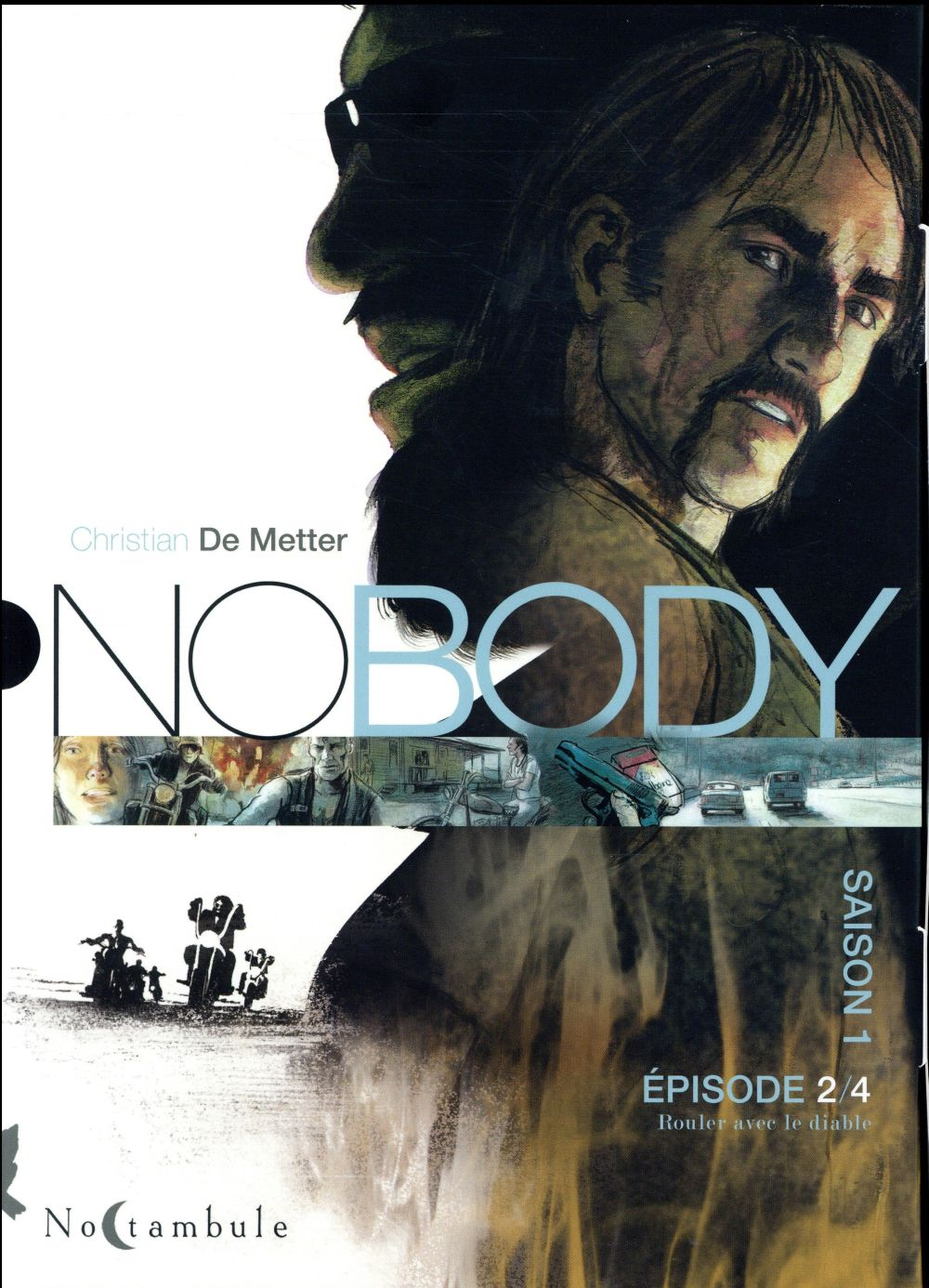 No body - saison 1 ; COFFRET VOL.1 ; T.1 ET T.2