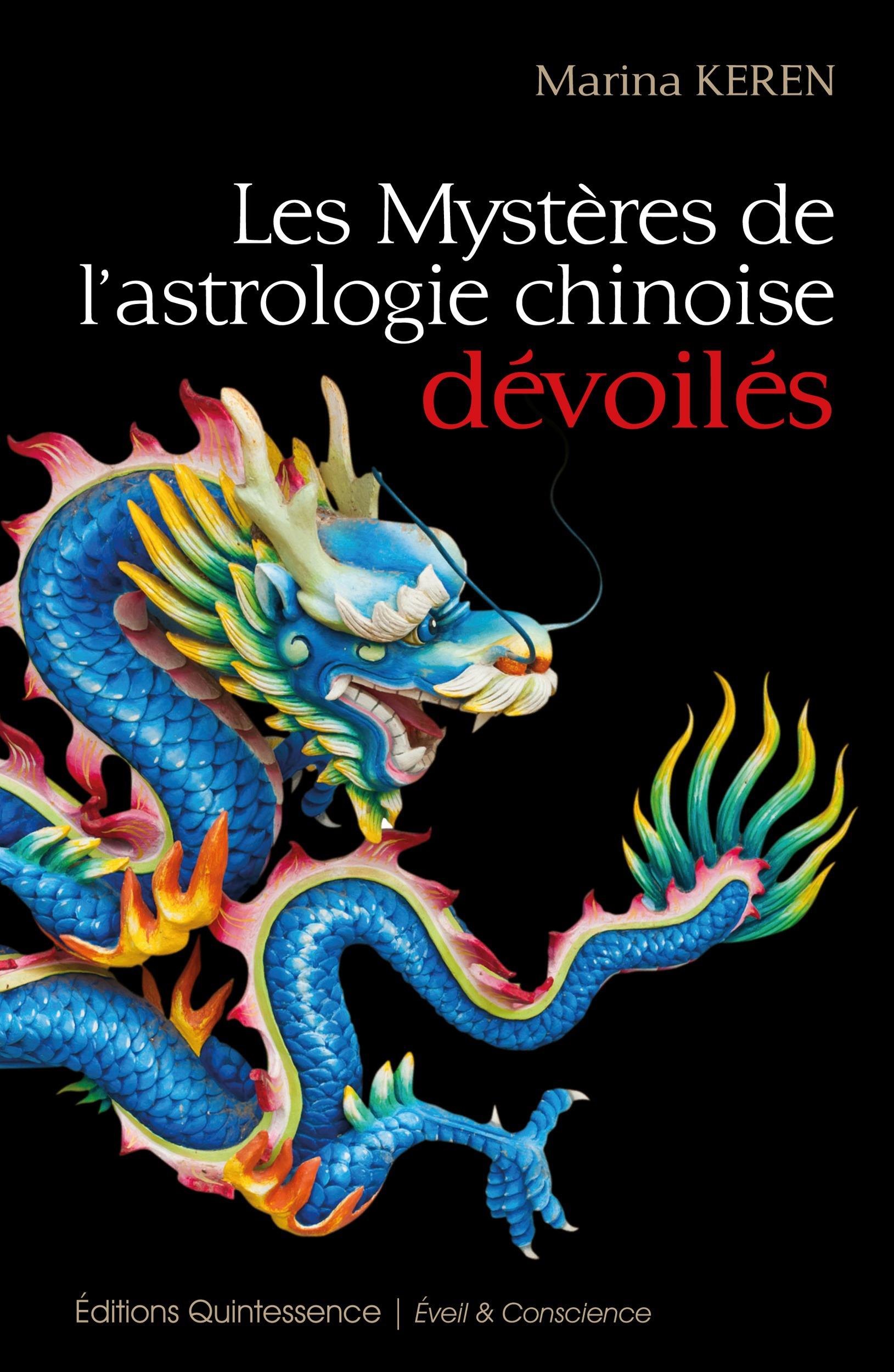 Les mystères de l´astrologie chinoise dévoilés