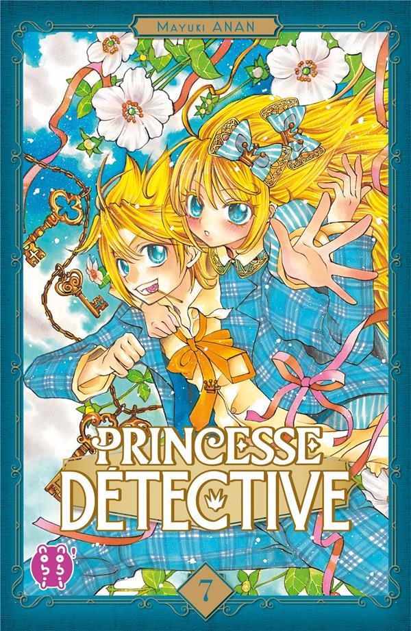 Princesse Détective T.7
