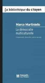 Vente Livre Numérique : La Démocratie multiculturelle  - Marco Martiniello