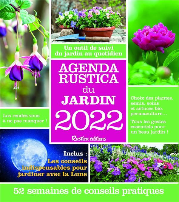 Agenda Rustica du jardin (édition 2022)