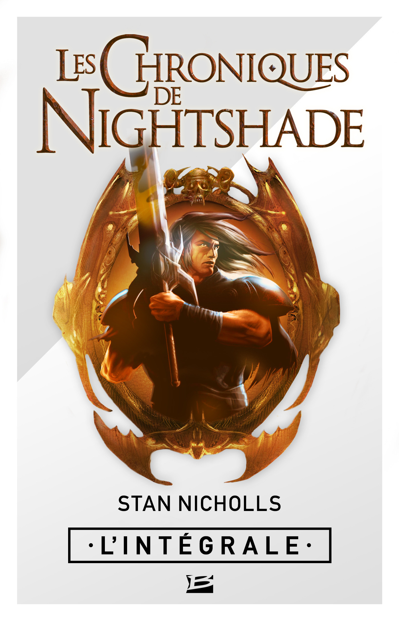Les chroniques de Nightshade ; INTEGRALE T.1 A T.3