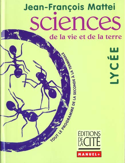 Sciences lycee