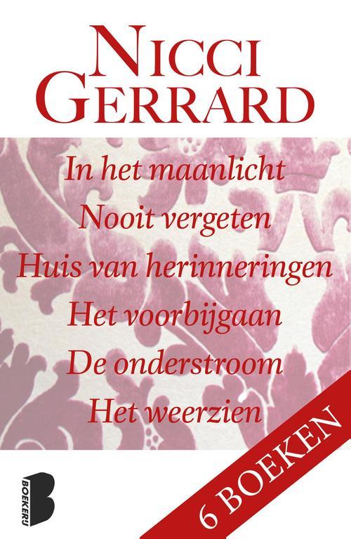 Nicci Gerrard 6-in-1 bundel