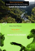 Vente EBooks : Voyage avec un âne dans les Cévennes par R-L Stevenson, suivi de Walden ou la vie dans les bois par H.D. Thoreau (édition intégr  - Robert Louis Stevenson - Henry David THOREAU