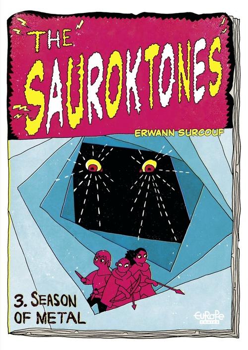 The Sauroktones - Chapter 3 - Season of Metal