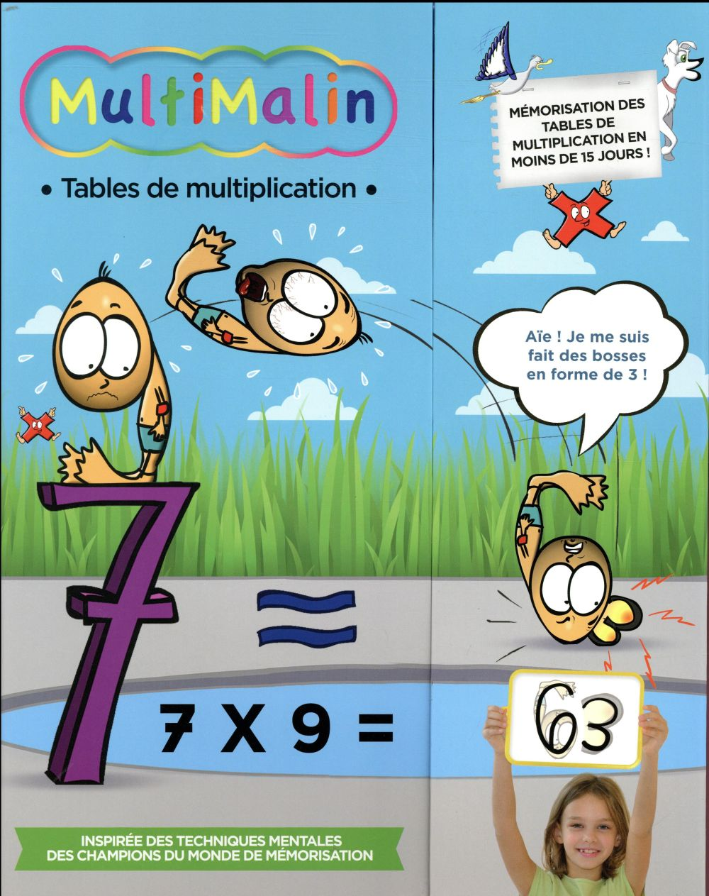 Multimalin ; tables de multiplication