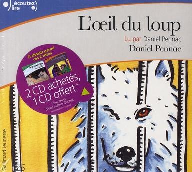 l'oeil du loup cd