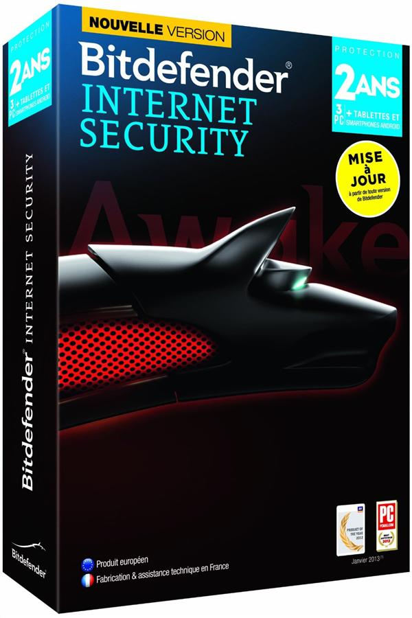 Bitdefender internet security 2014 - édition mise à jour