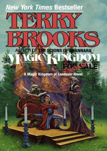 Magic Kingdom for Sale--Sold!  - Terry Brooks