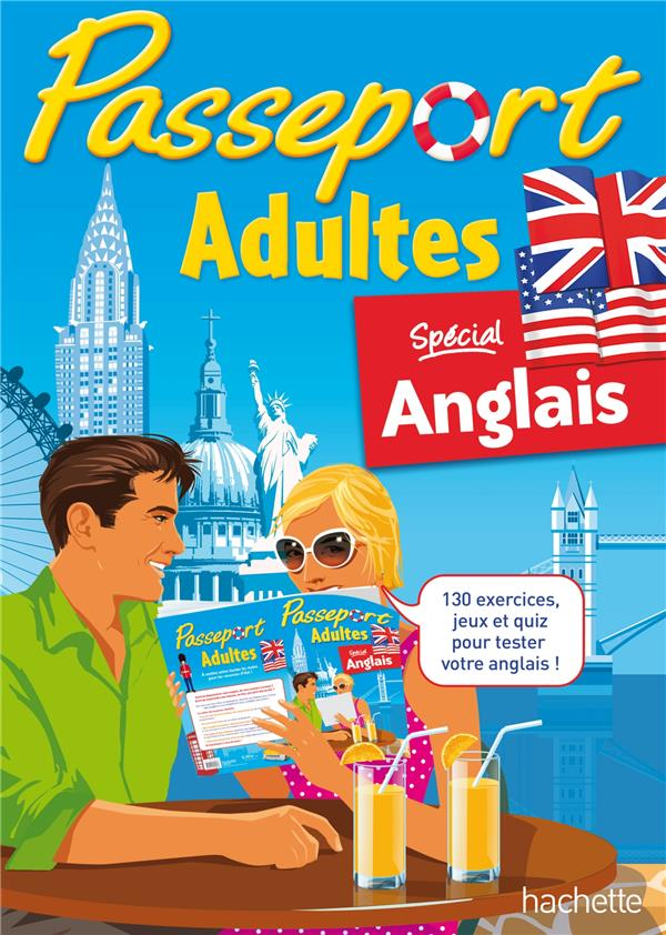 Passeport ; anglais ; adultes