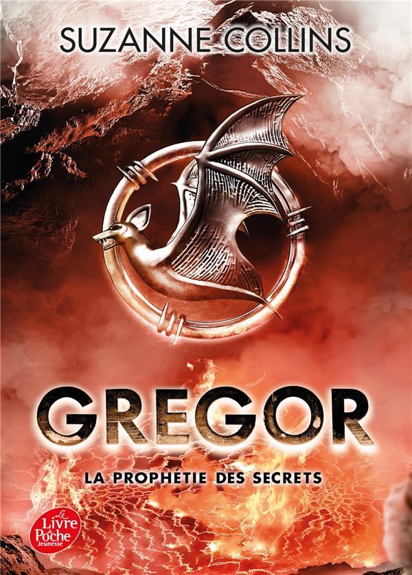 Gregor t.4 ; la prophétie des secrets