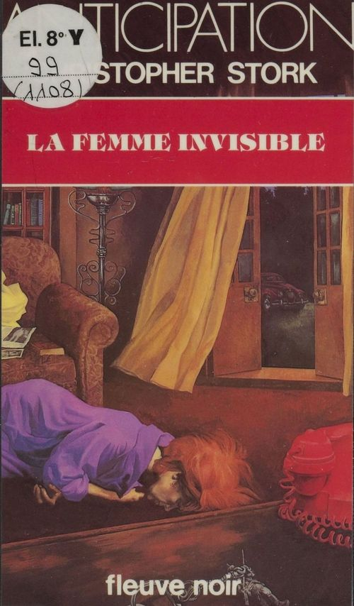 La Femme invisible  - Christopher Stork