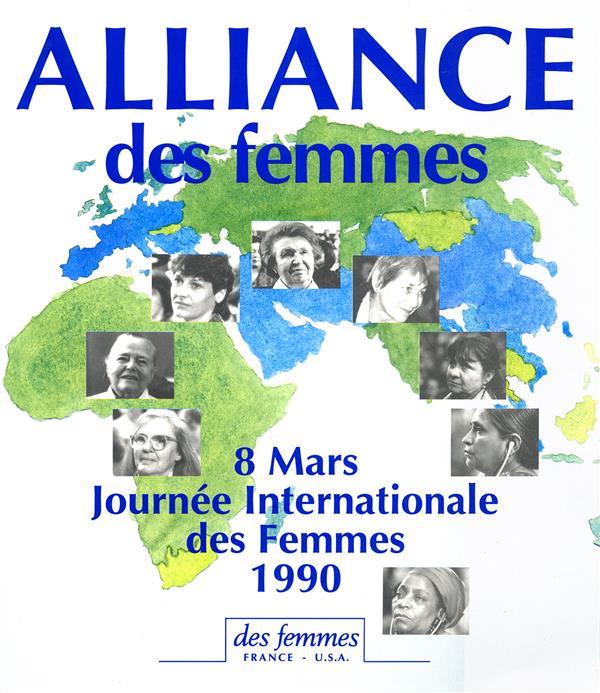 8 mars 1990 ; hommage à des femmes exceptionnelles