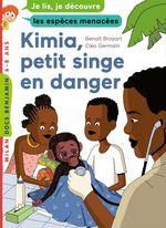 Vente Livre Numérique : Kimia, petit singe en danger  - Benoît Broyart
