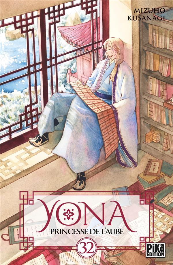 Yona, princesse de l'aube T.32