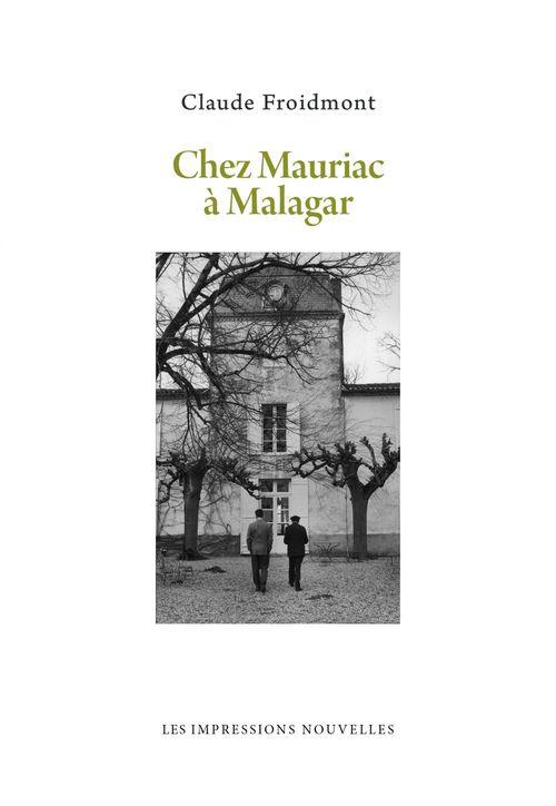 Chez Mauriac à Malagar