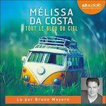 Tout le bleu du ciel  - Melissa Da Costa