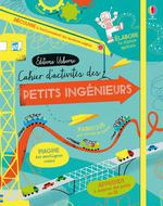 Couverture de Cahier D'Activites Des Petits Ingenieurs