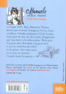Manuelo de la plaine