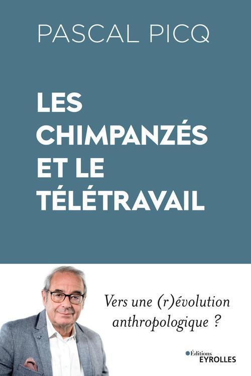 les chimpanzes et le teletravail - vers une (r)evolution anthropologique ?