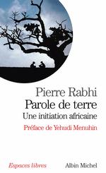 Vente EBooks : Parole de terre  - Pierre Rabhi