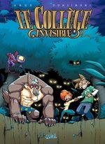 Vente EBooks : Le Collège invisible T08  - Ange