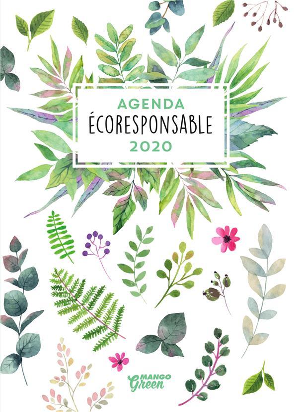 Agenda écoresponsable (édition 2020)