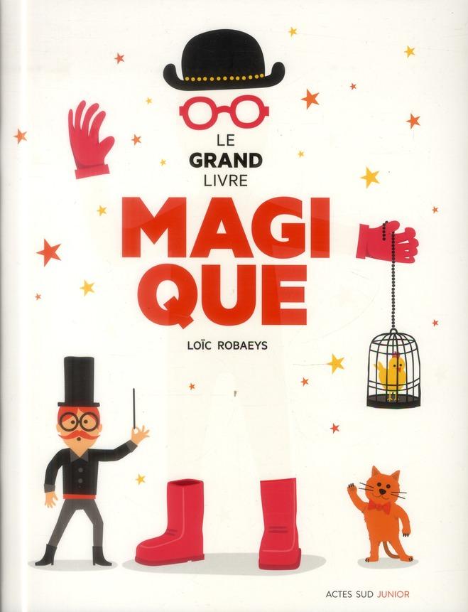 Le grand livre magique