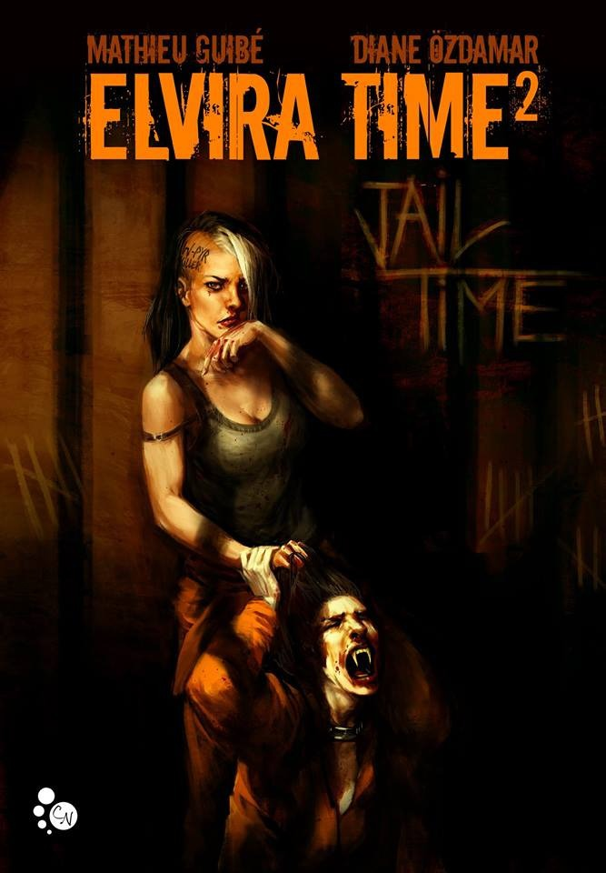 Elvira time t.2 ; jail time