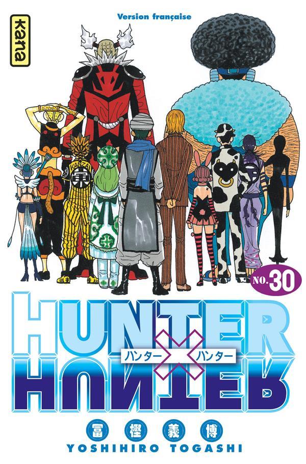 Hunter X hunter t.30