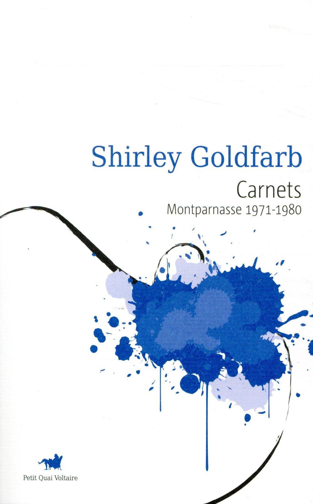Carnets Montparnasse 1971-1980