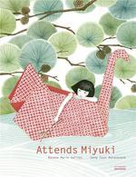 Couverture de Attends Miyuki